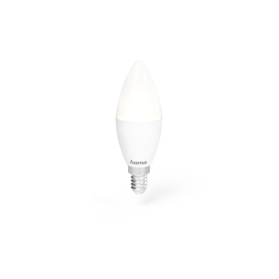 Hama Wifi-ledlamp, E14, 4,5W, , dimbaar Smartverlichting Wit