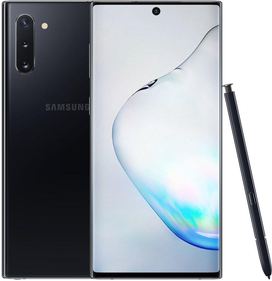 Samsung smartphone Galaxy Note 10 256GB zwart