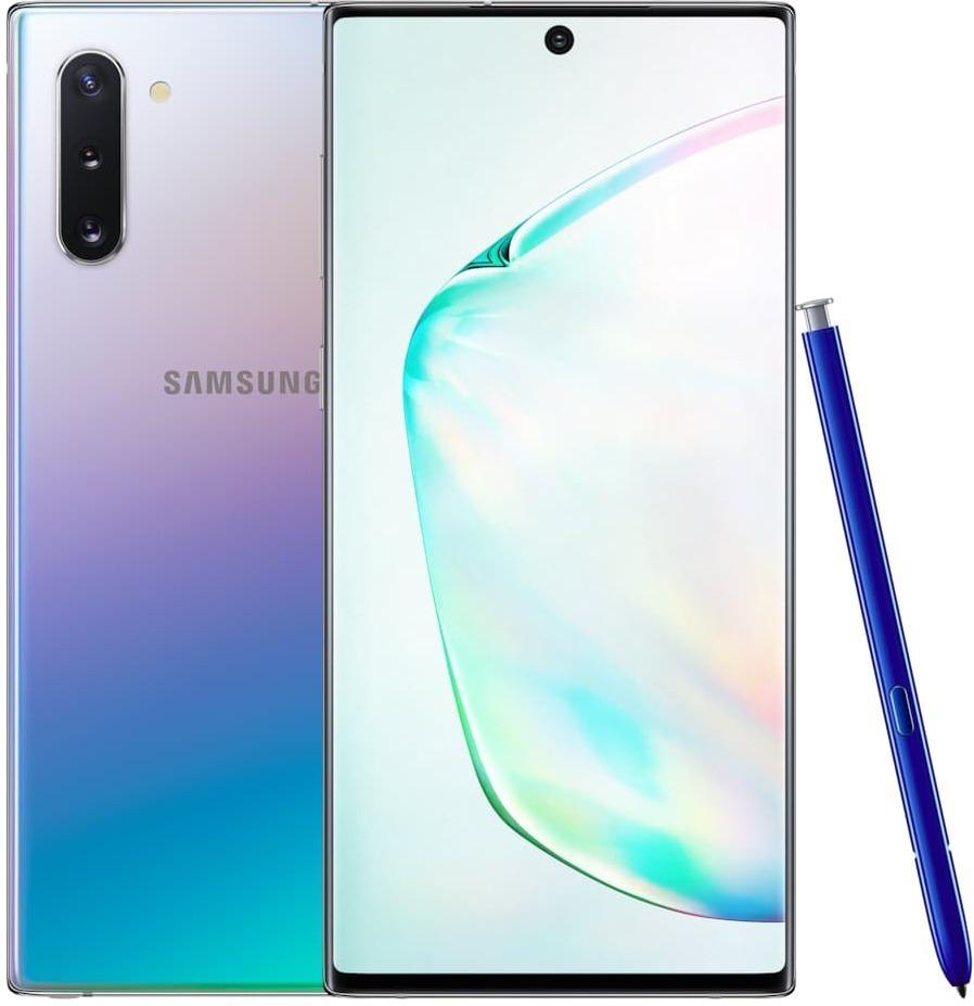Samsung smartphone Galaxy Note 10 256GB zilver
