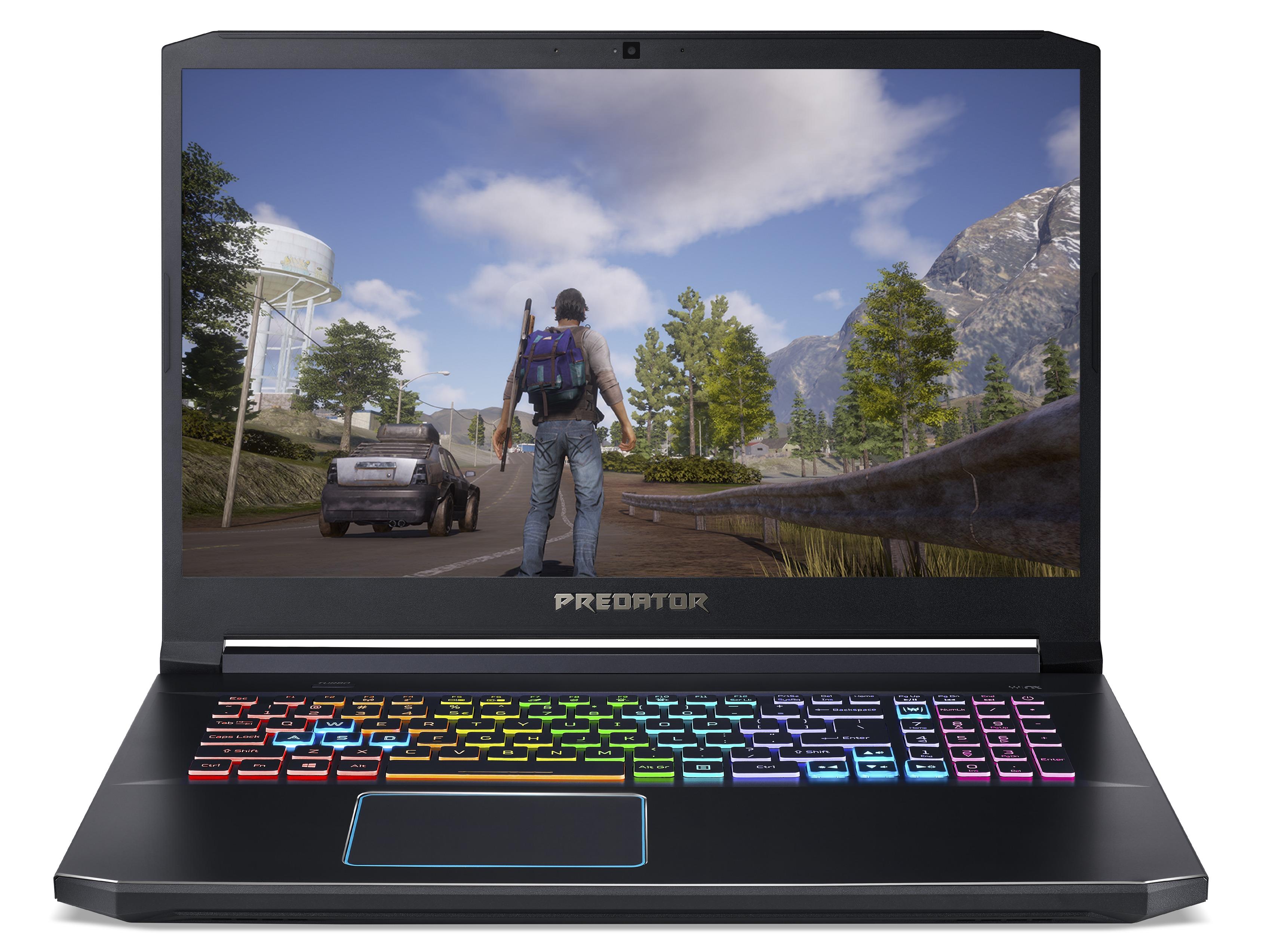 Afbeelding van Acer laptop Predator Helios 300 PH317-53-727B