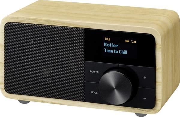 Korting Sangean DDR 7 dab radio
