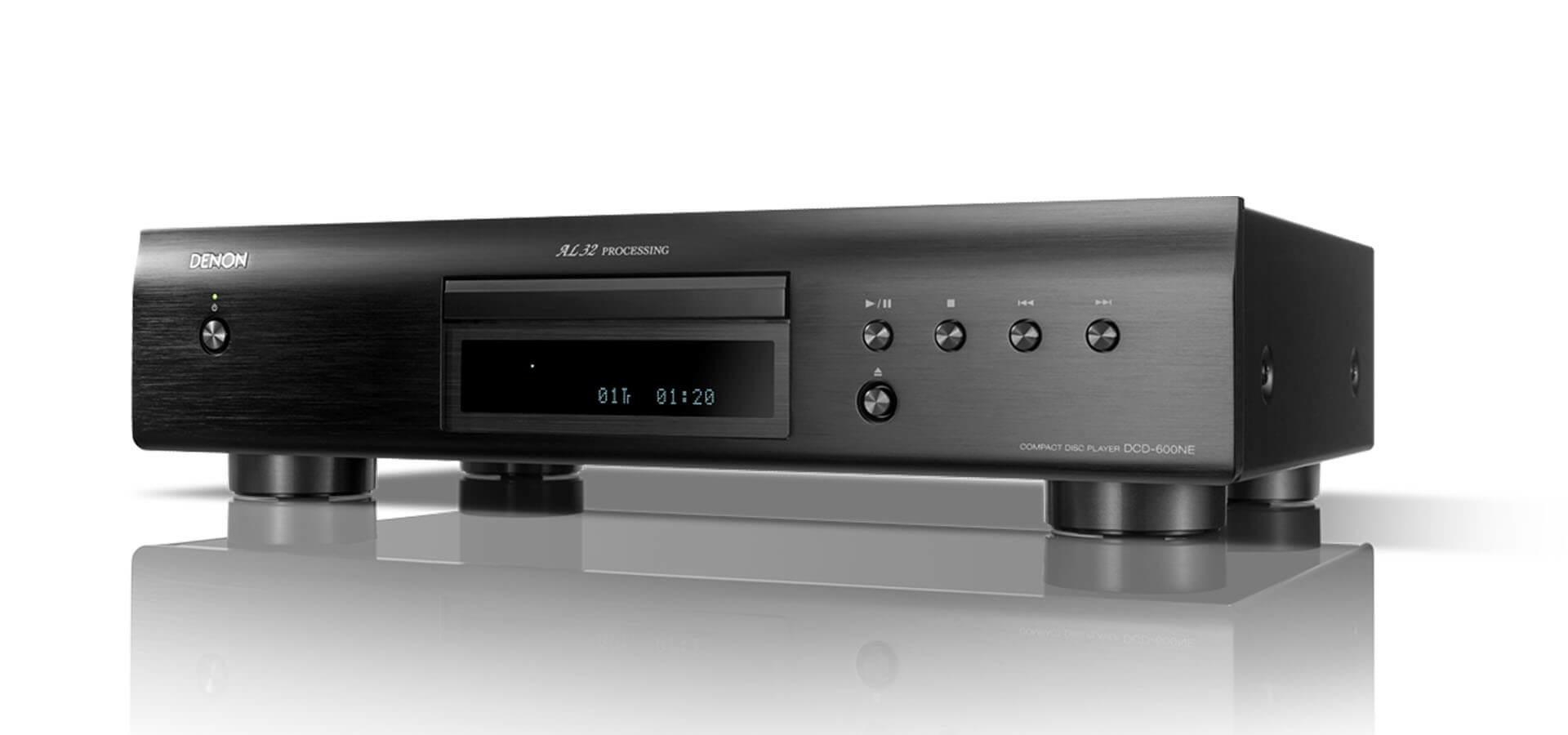 Op Perfect Plasma is alles over beeld | geluid te vinden: waaronder expert en specifiek Denon DCD-600NE CD speler