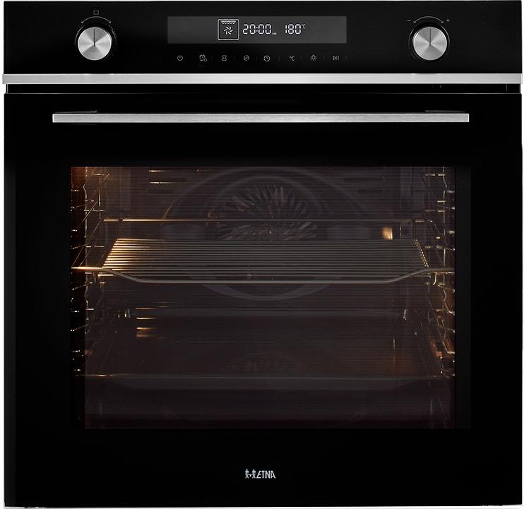 Etna OM470ZT Inbouw oven Zwart