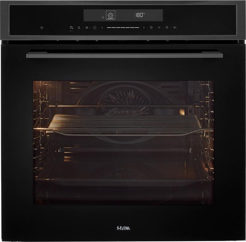 Etna OM670Ti Inbouw oven Zwart
