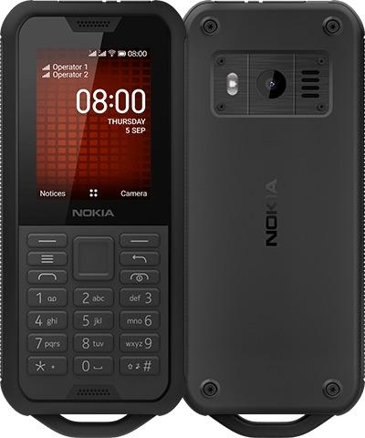 Nokia 800 Smartphone Zwart