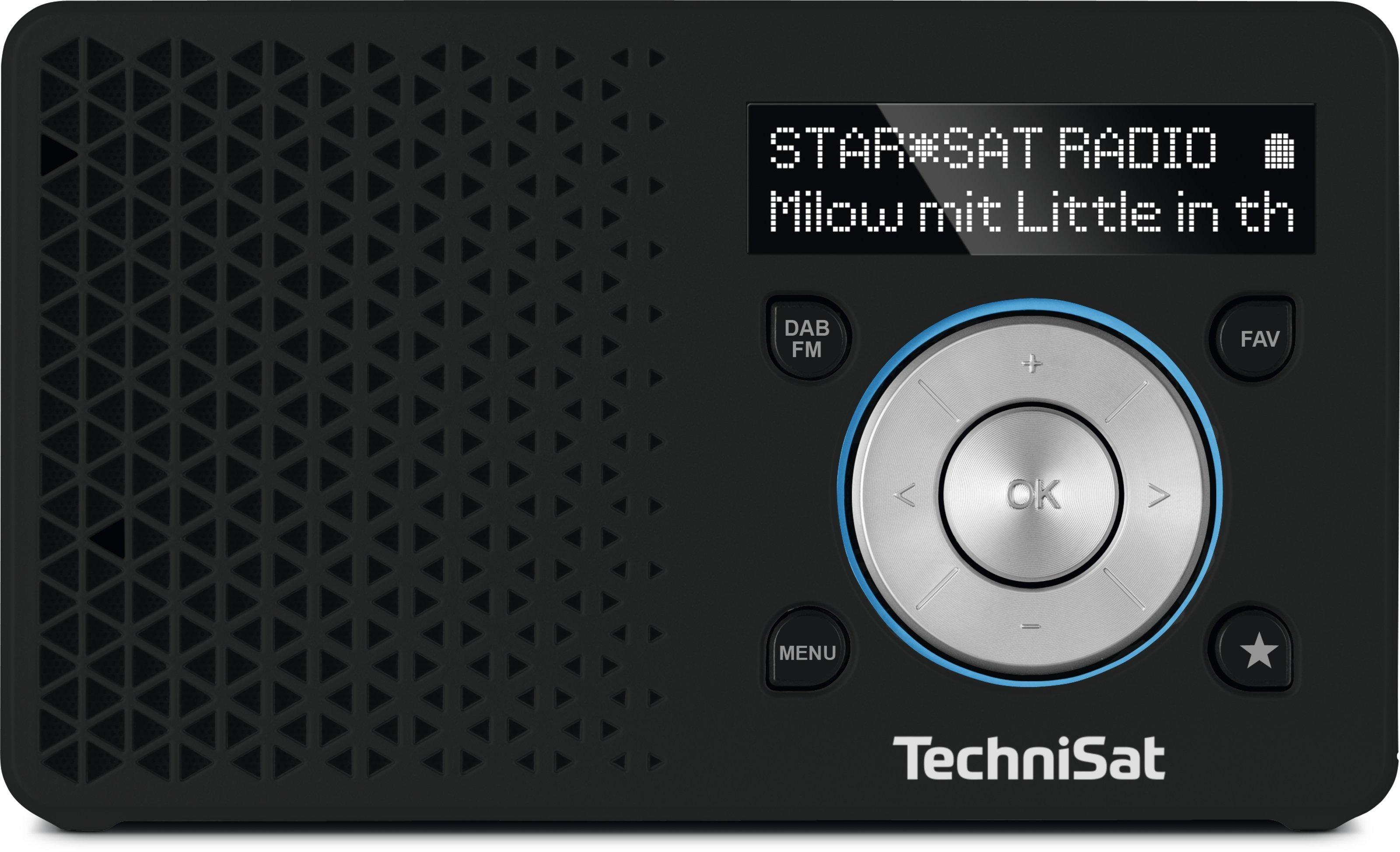 Foto van TechniSat Digitradio 1 DAB radio