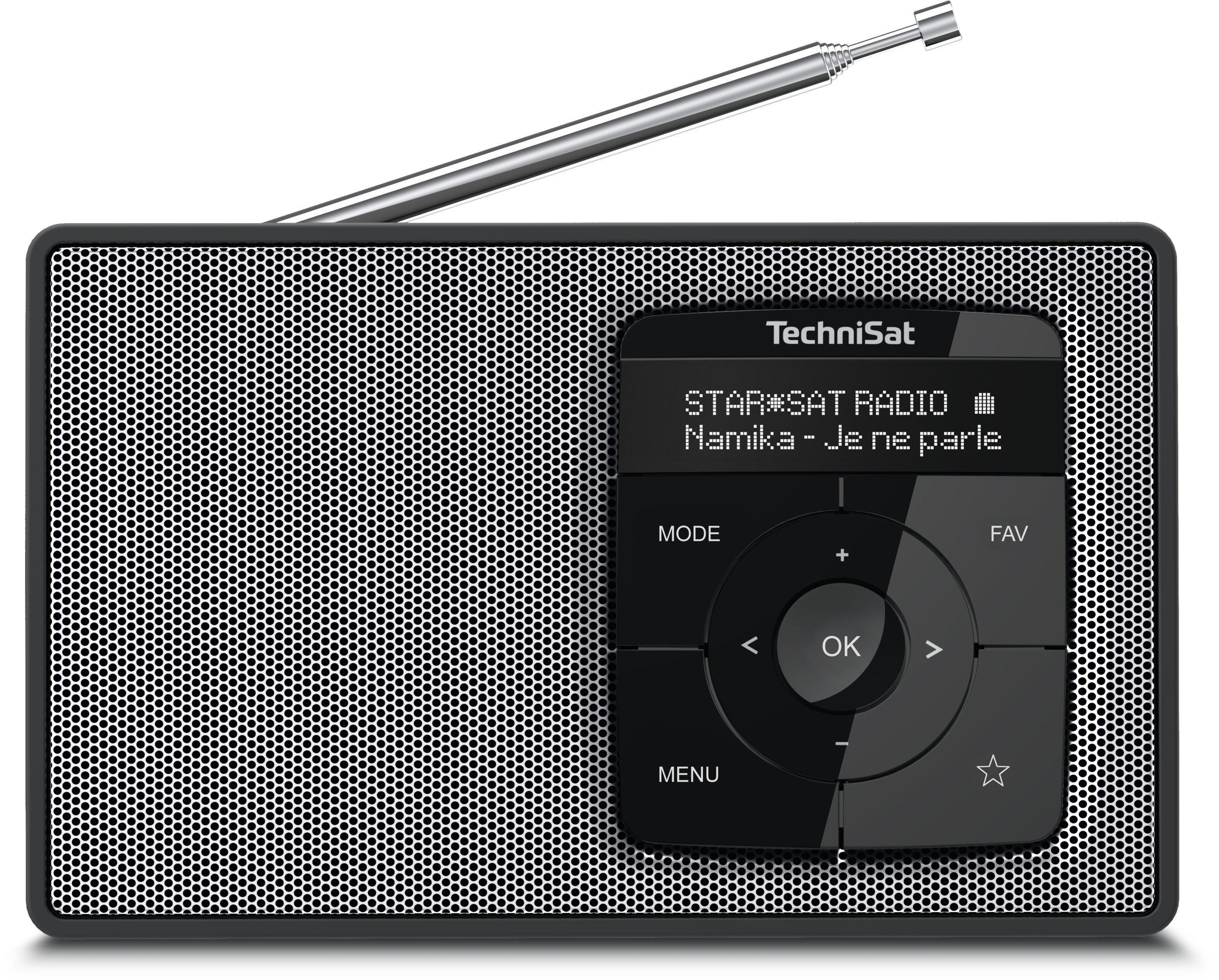 Foto van TechniSat DigitRadio 2 Mono DAB radio