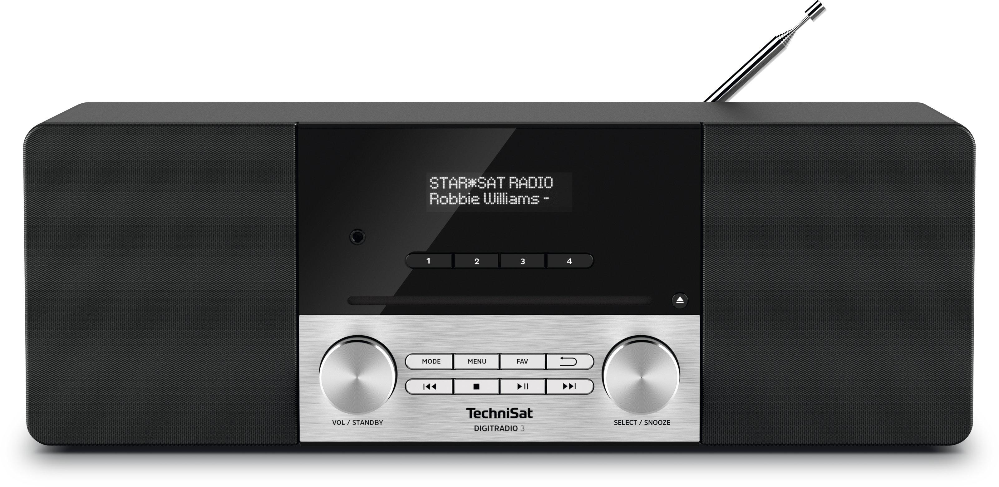 Korting TechniSat DigitRadio 3 dab radio