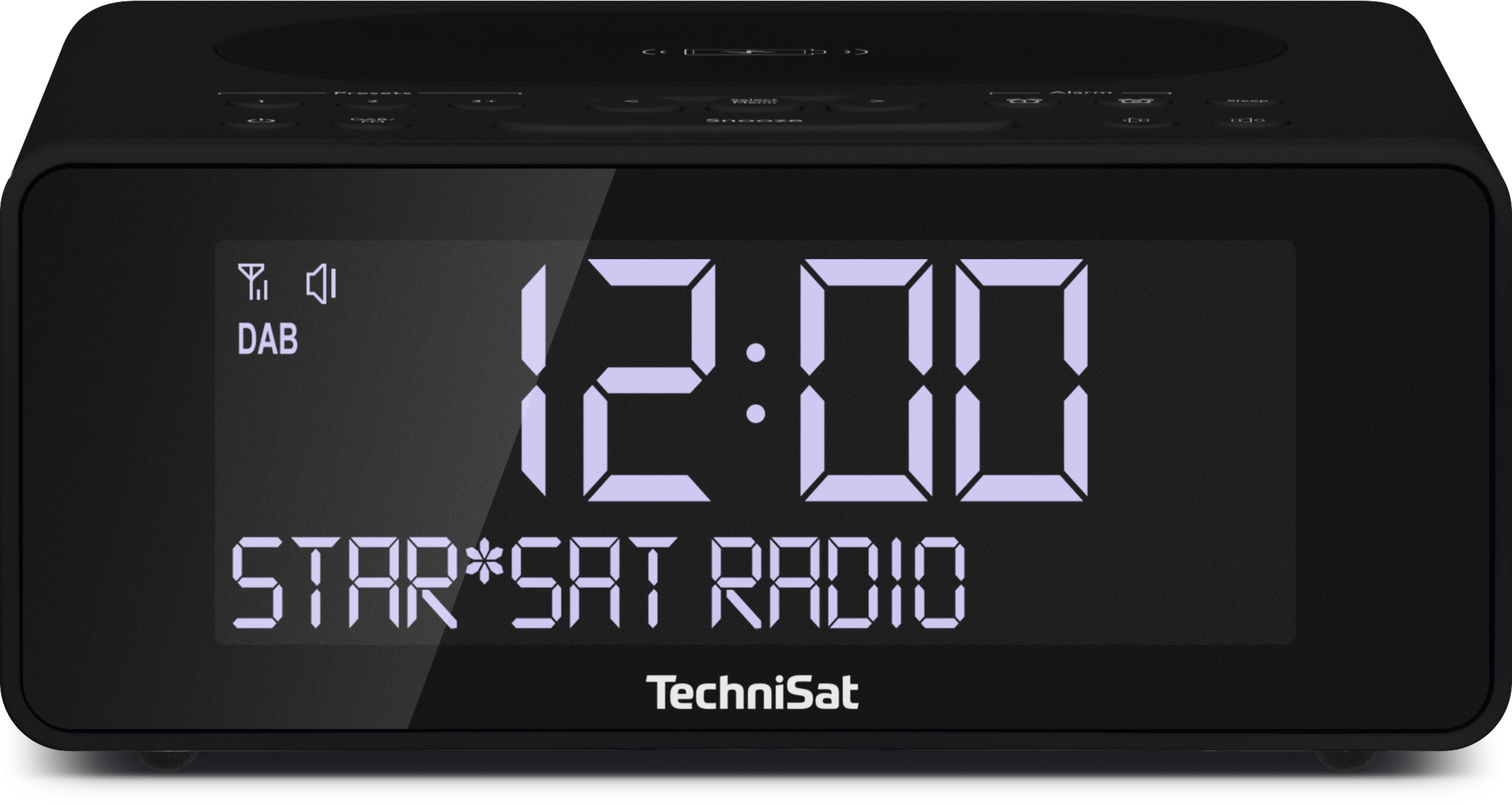 Korting TechniSat DigitRadio 52 wekker radio