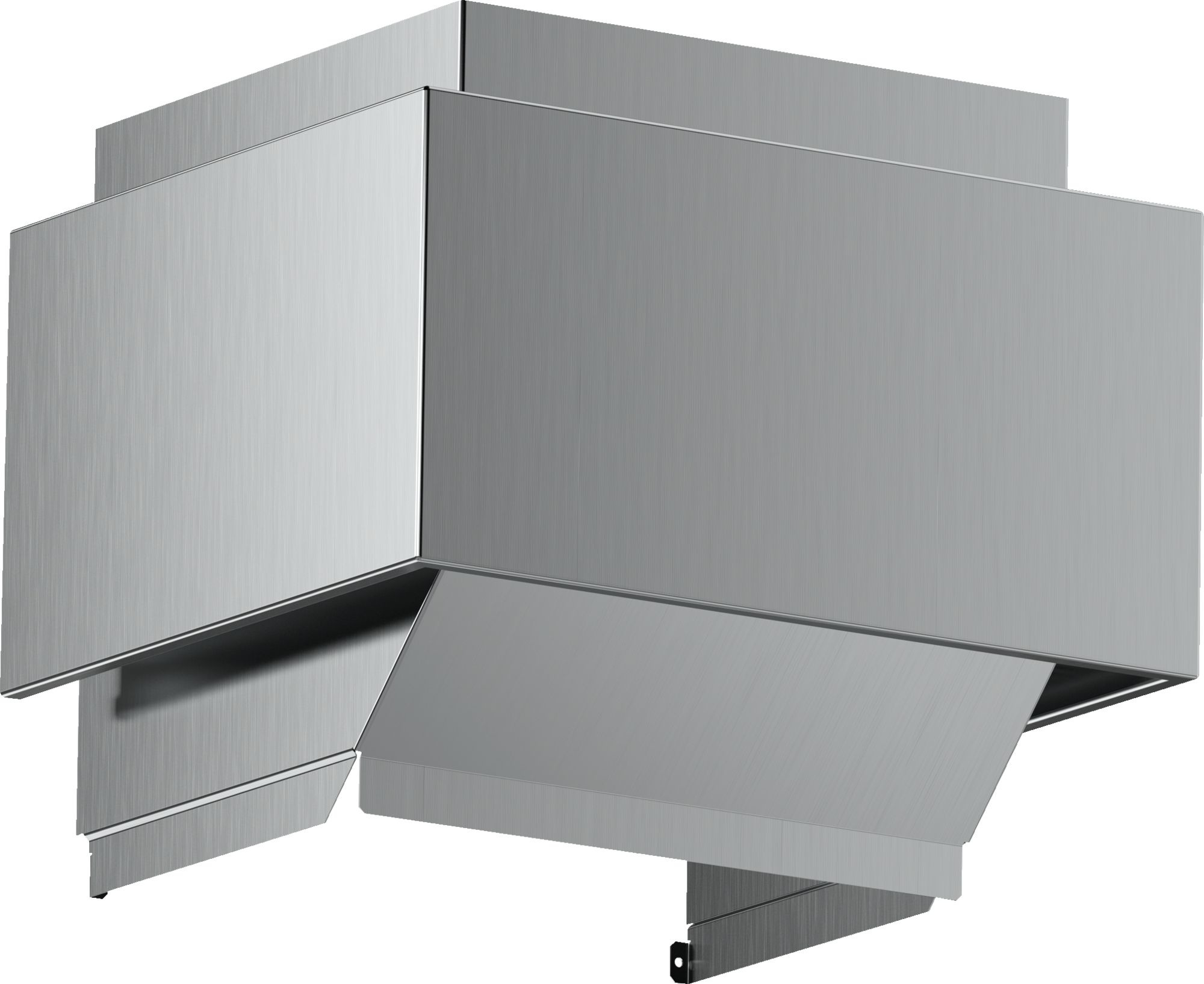 Bosch DWZ1AX5C6 Afzuigkap geïntegreerd Aluminium