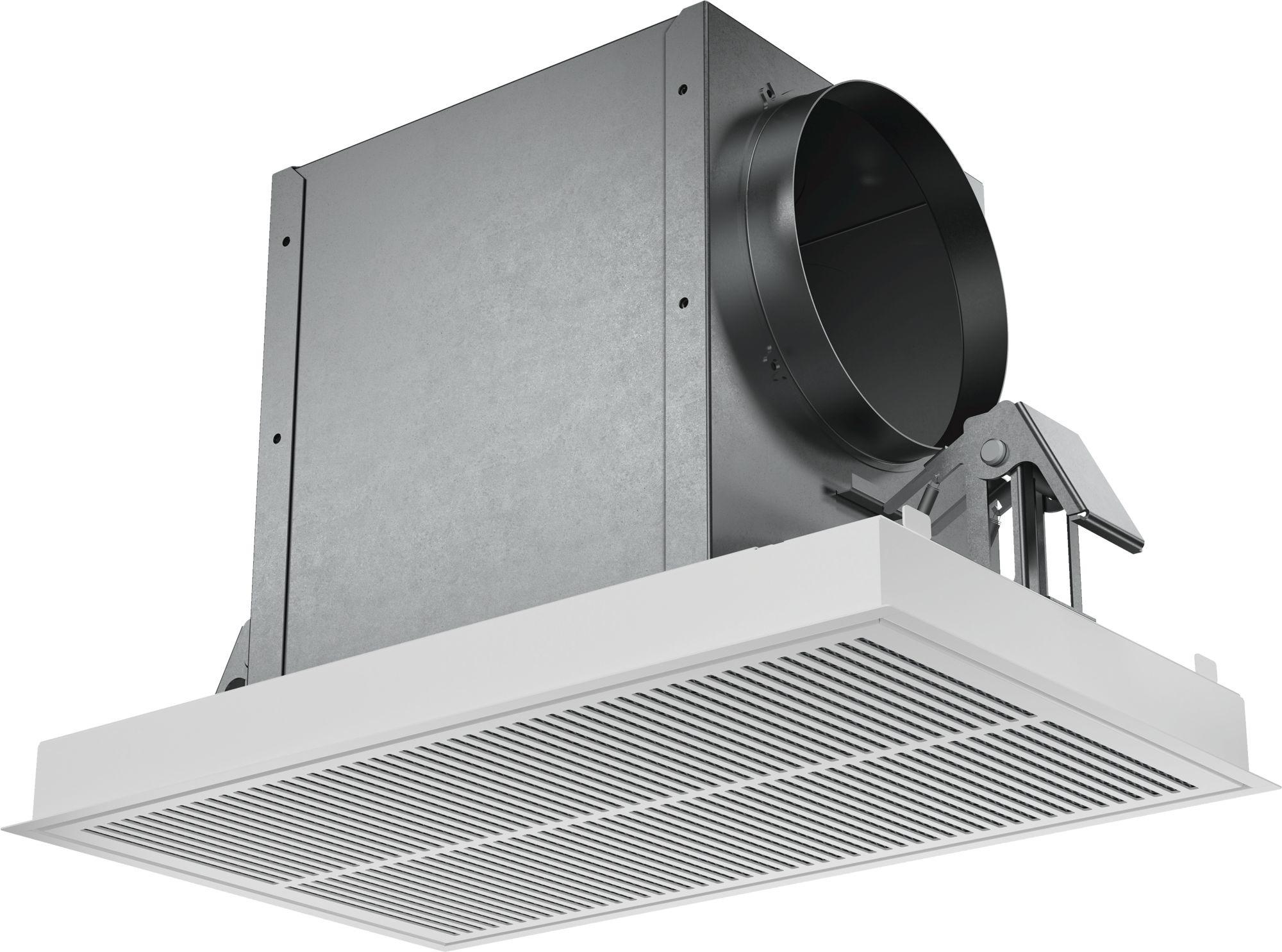Bosch DIZ1JC2C6 Afzuigkap geïntegreerd Aluminium