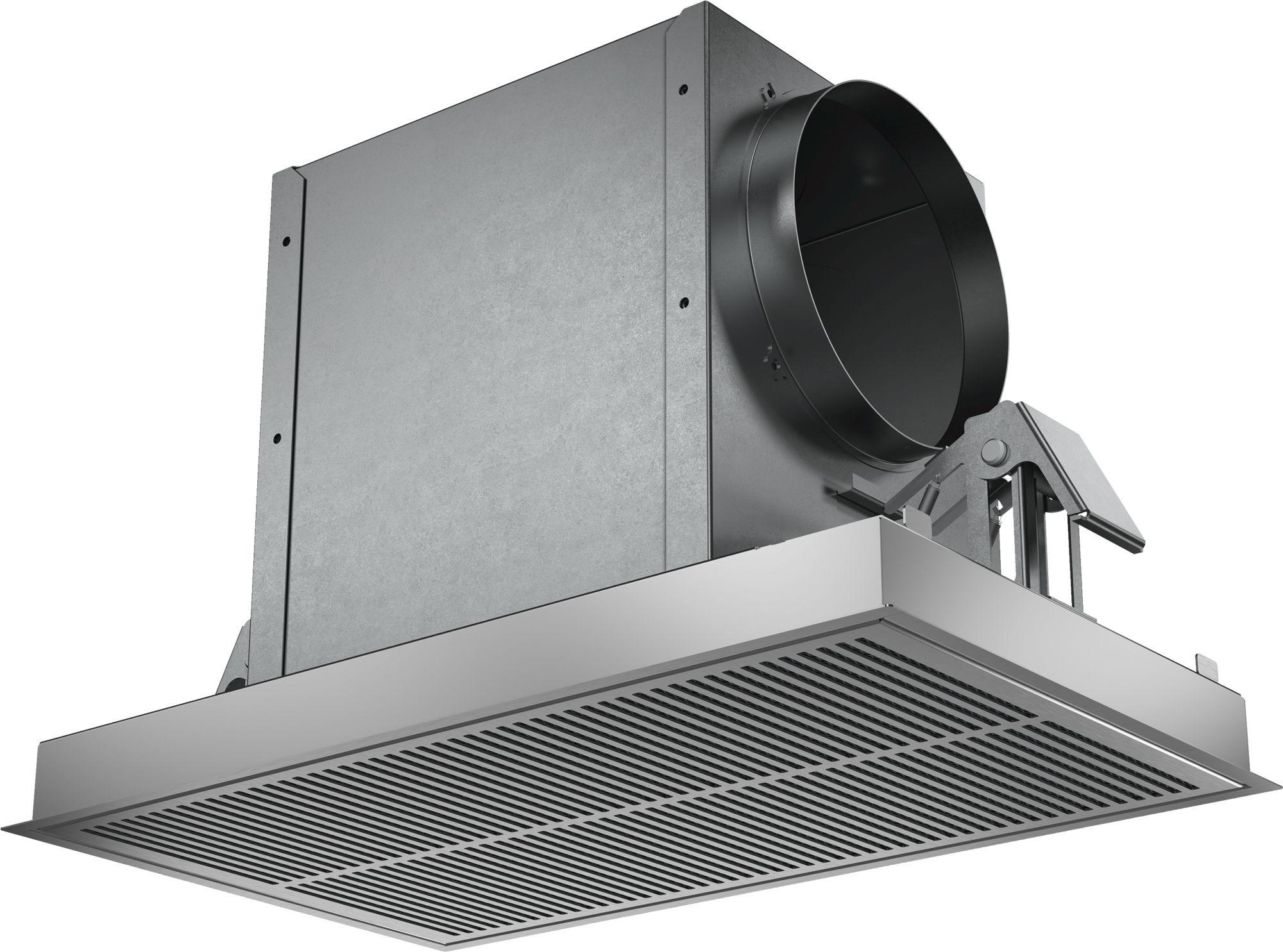 Bosch DIZ1JC5C6 Afzuigkap geïntegreerd Aluminium