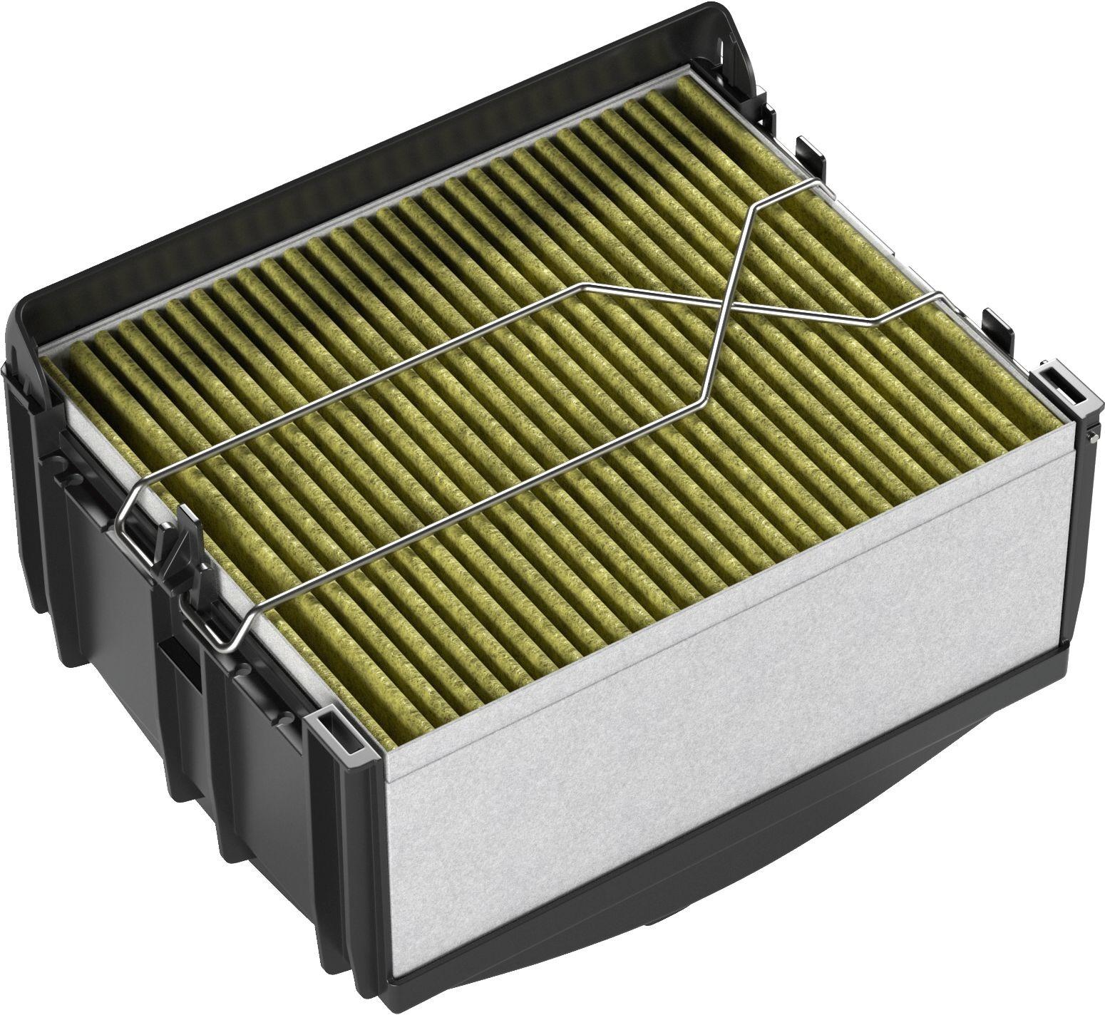Siemens LZ11CXI16 Afzuigkap accessoire Zwart