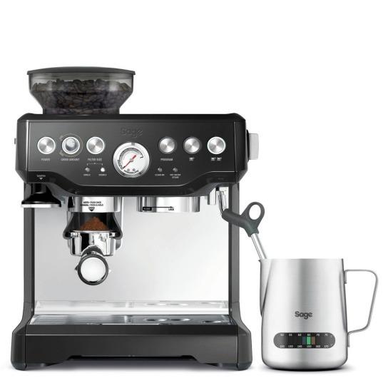 Sage BARISTA EXPRESS Espresso apparaat Zwart