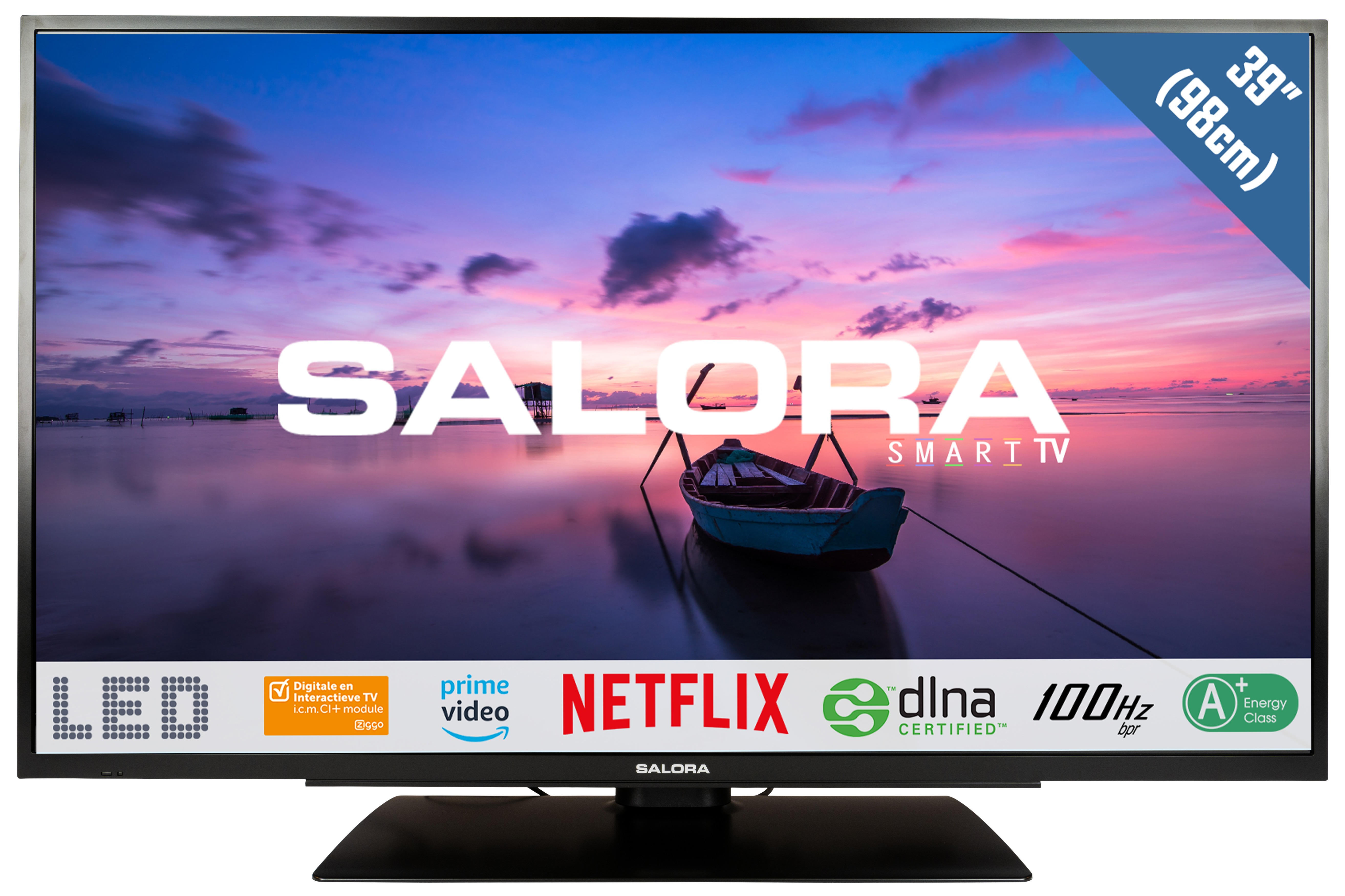 Korting Salora 39FSB6502 LED TV