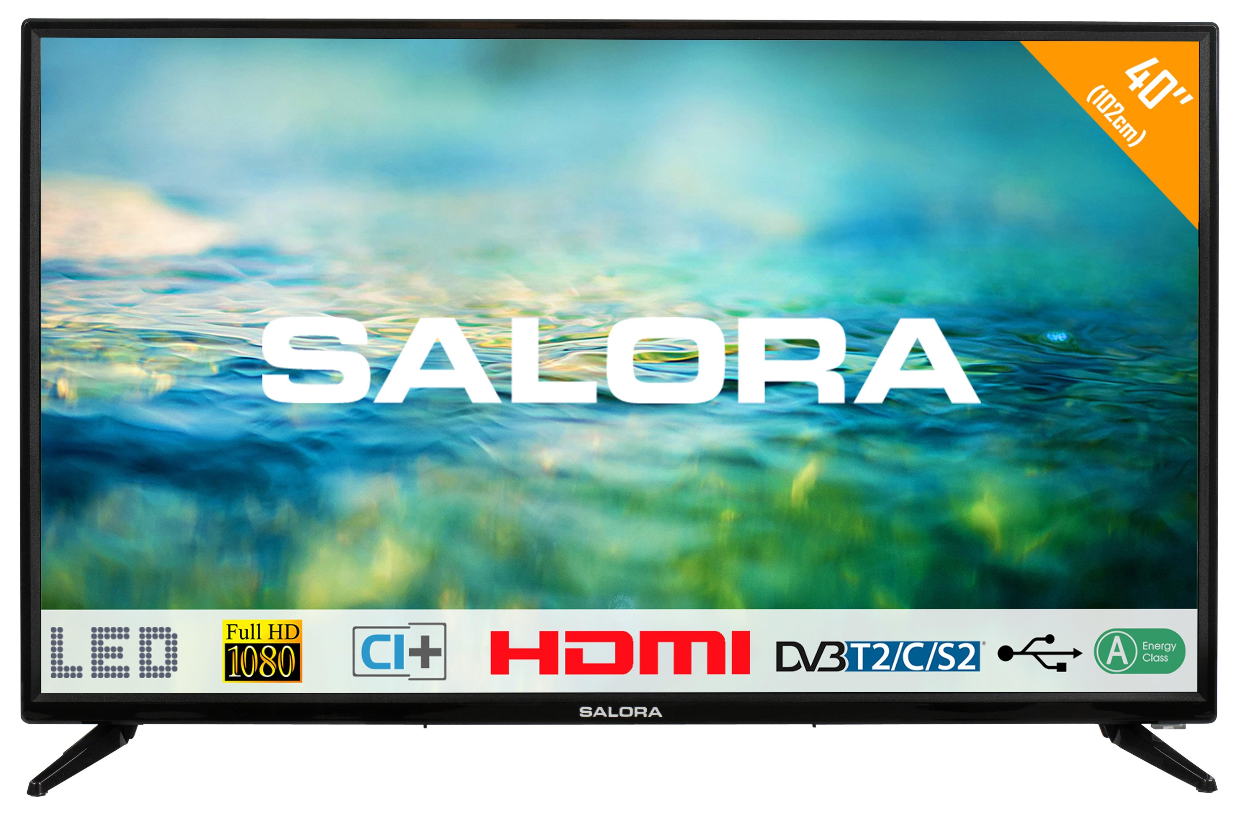 Korting Salora 40LTC2100 LED TV