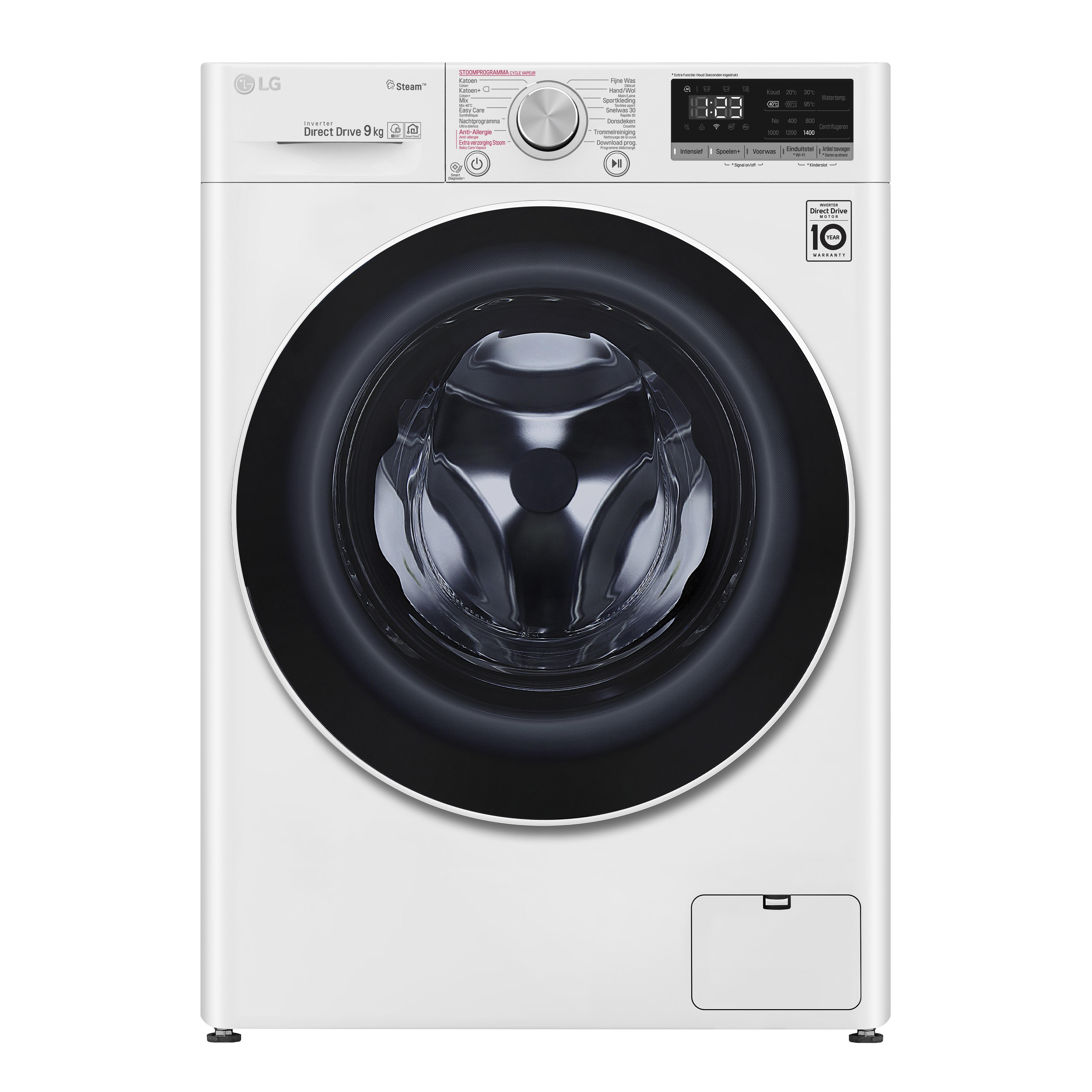 LG F4WN509S0 Wasmachine