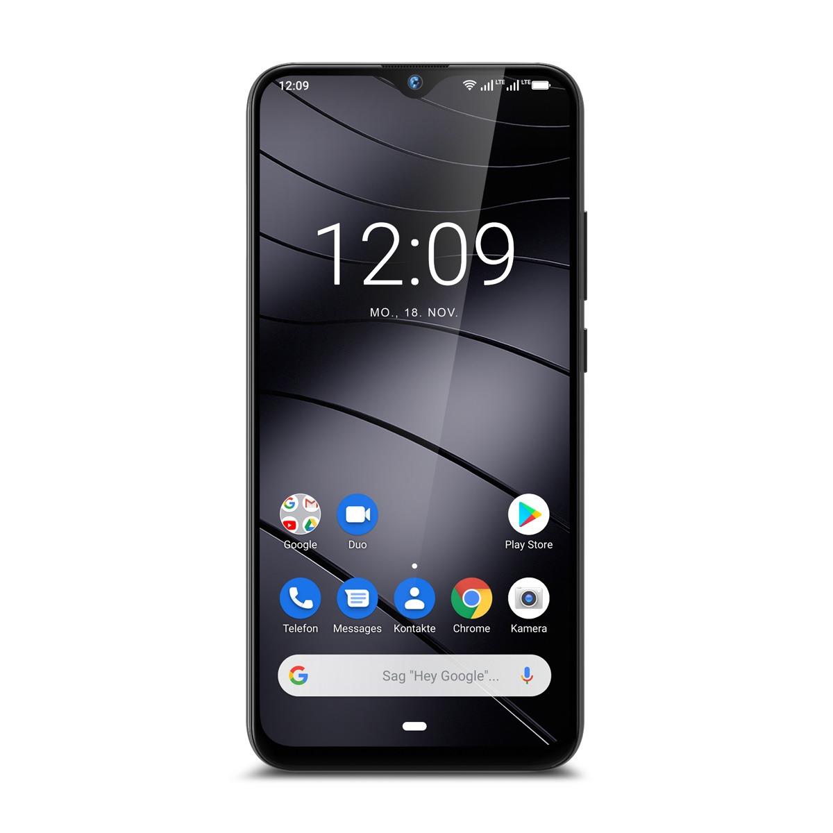 Gigaset smartphone GS290 BNL TITANIUM GREY grijs