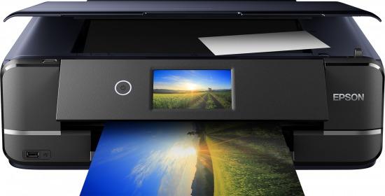 Epson XP 970 Inkjet printer Zwart