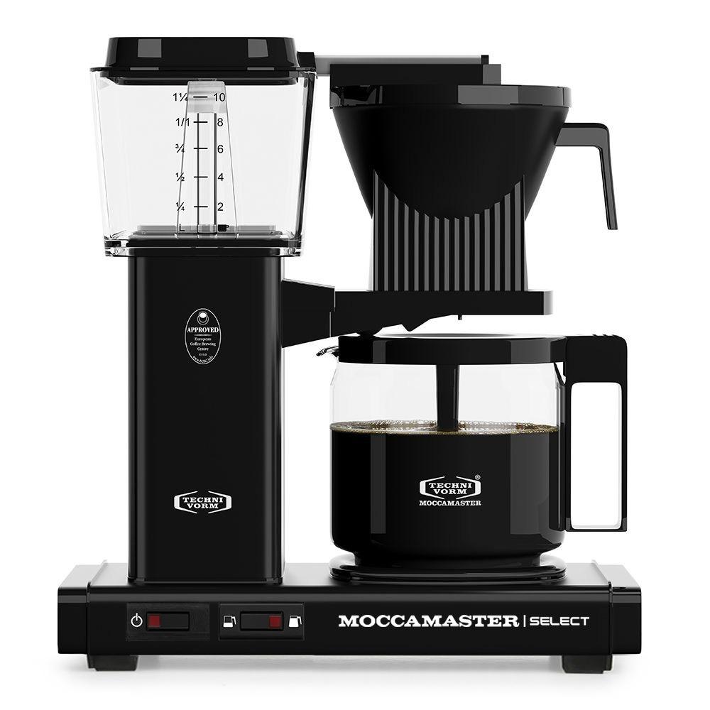 Moccamaster koffiefilter apparaat KBG SELECT zwart kopen