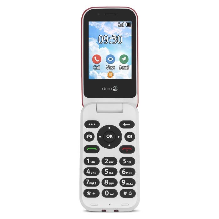 Op UrbanEssentials (wat heb je nodig in de stad?) is alles over telefoons te vinden: waaronder expert en specifiek Doro 7030 4G Mobiele telefoon Rood