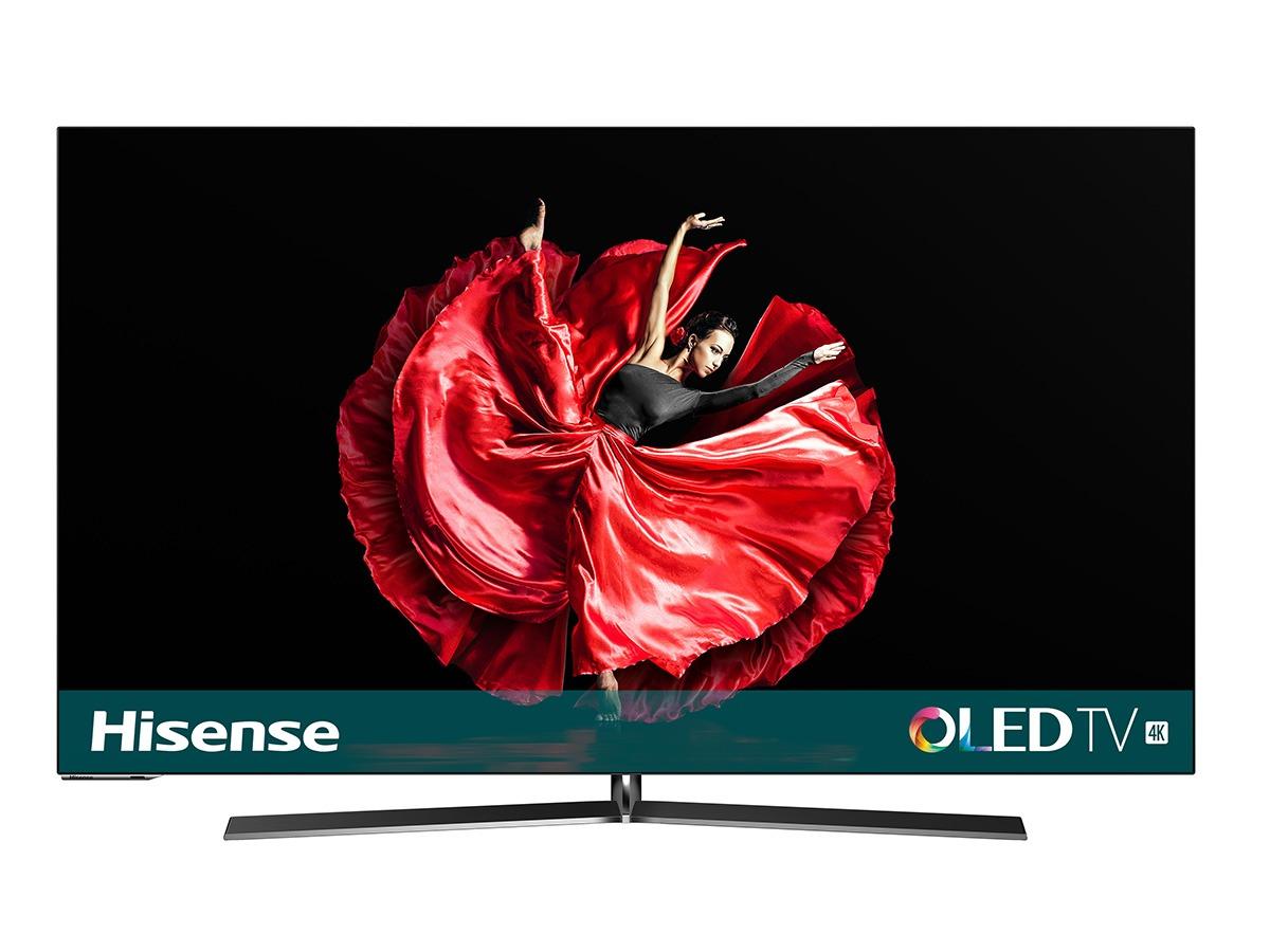Hisense OLED H55O8B 55 inch OLED TV