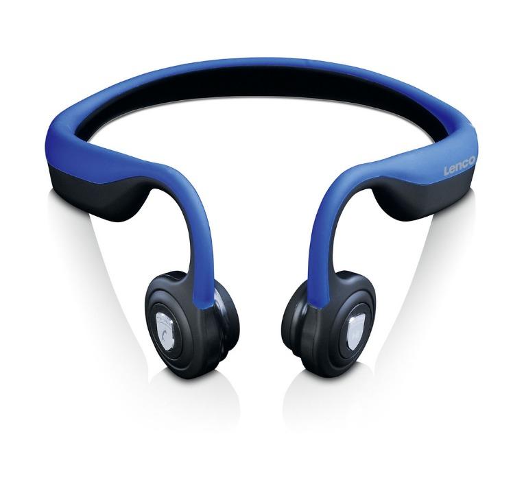 Foto van Lenco BCH-1000 Bluetooth On-ear hoofdtelefoon