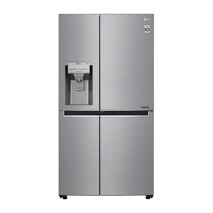 LG GSJ960NSVZ Amerikaanse koelkast Staal