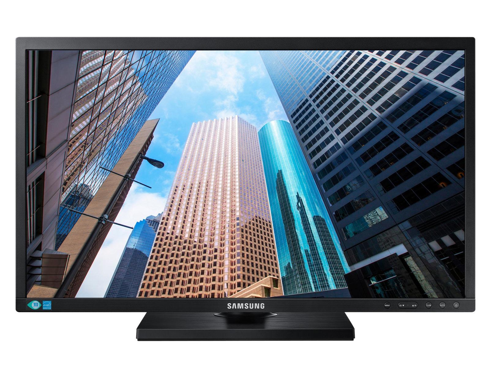Korting Samsung S24E650XW monitor