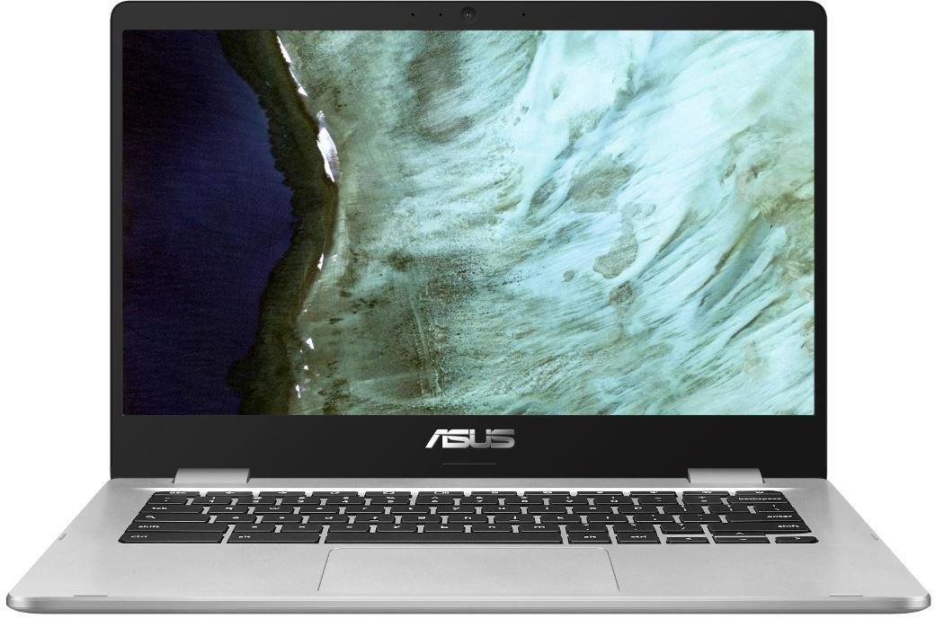 Dagaanbieding - Asus chromebook Chromebook C423NA-EB0108 zilver dagelijkse koopjes
