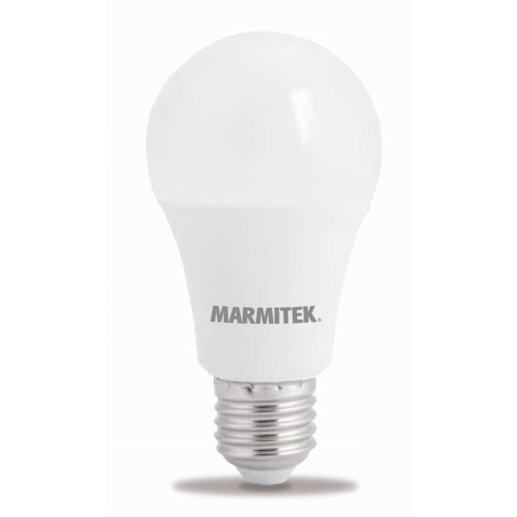 Korting Marmitek GLOW MO Smart Wi Fi LED bulb color E27 | 806 lumen | 9 W = 60 W smarTVerlichting