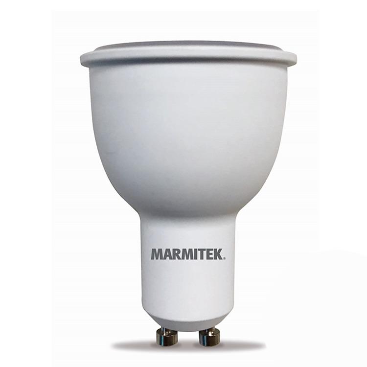Marmitek GLOW XSO - Smart Wi-Fi LED bulb color - GU10 | 380 lumen | 4.5 W = 35 W Smartverlichting Wit