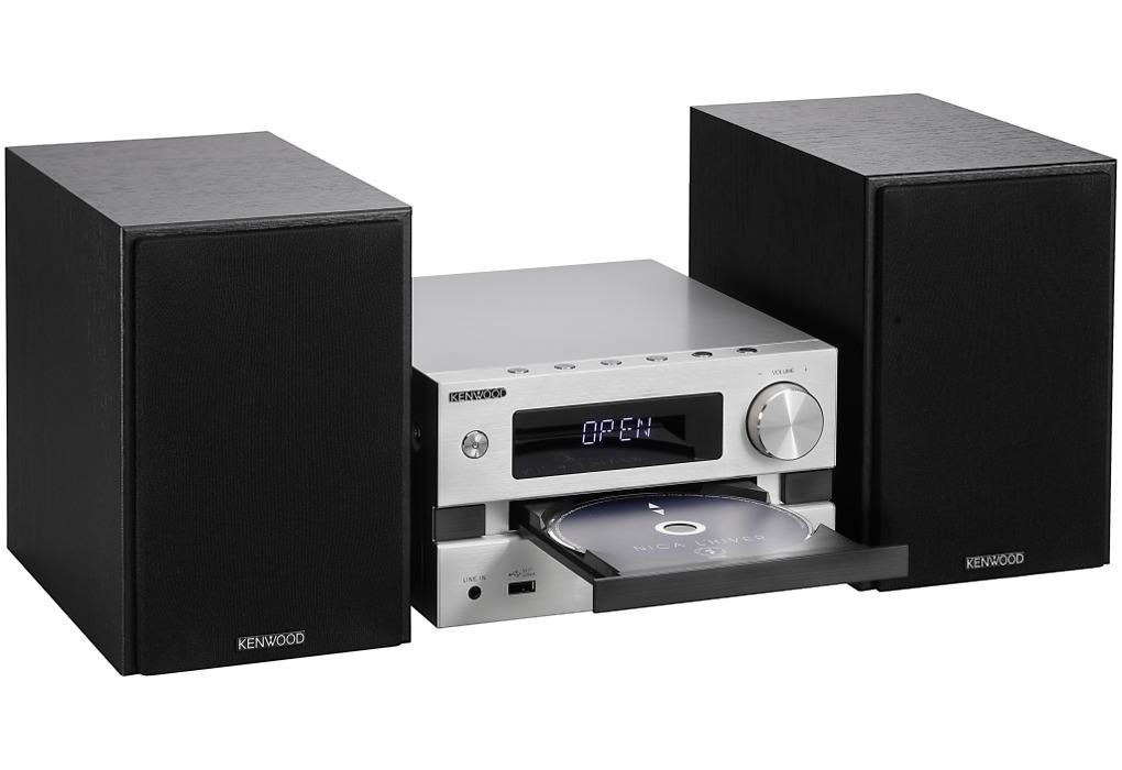 Op HardwareComponenten.nl is alles over beeld | geluid te vinden: waaronder expert en specifiek Kenwood M-720DAB Stereo set Zilver