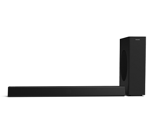 Philips soundbar HTL3310-10 zwart