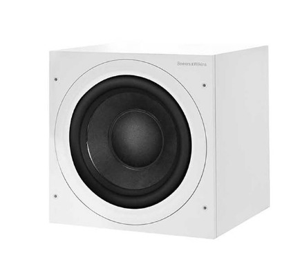 Bowers & Wilkins subwoofer ASW608 wit