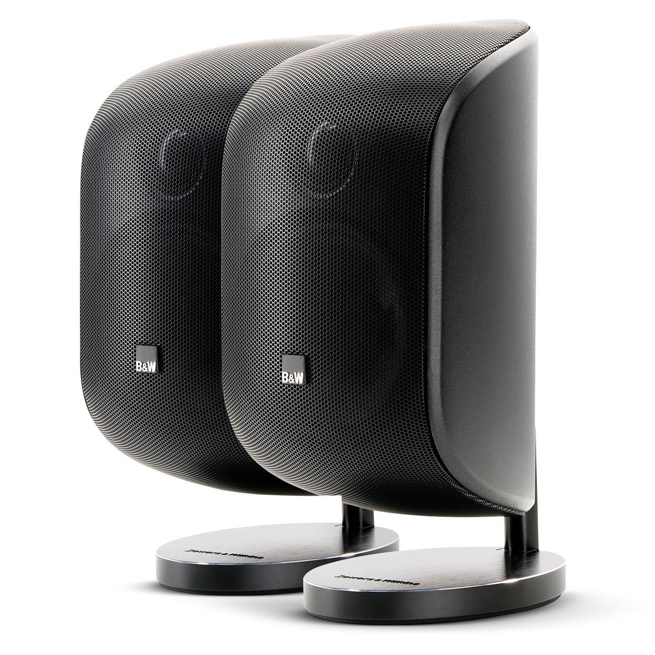 Bowers & Wilkins boekenplank speaker M-1 zwart