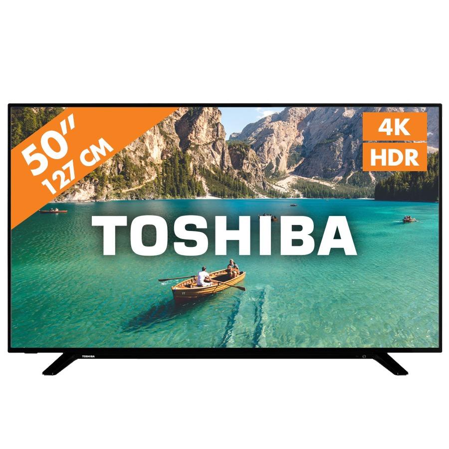 TOSHIBA UHD TV 50U2963DG