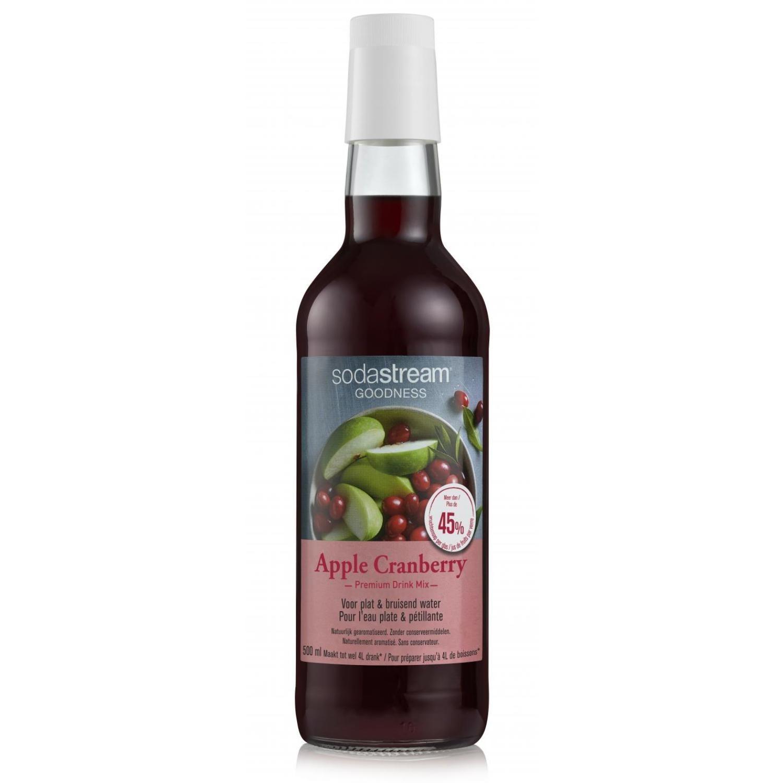 Sodastream waterkan Flavour Goodness CRANBERRY 500 ML