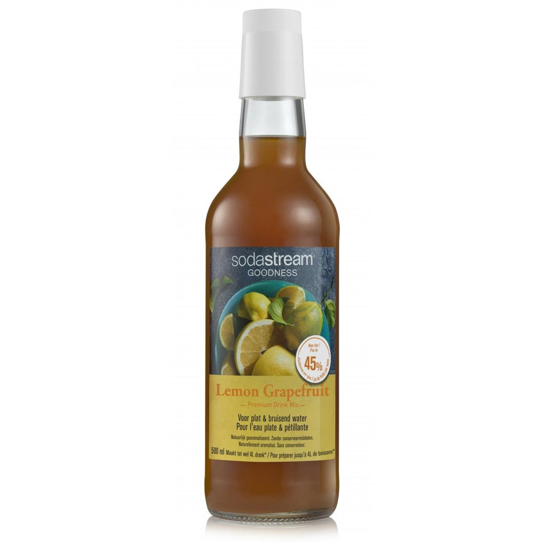 Sodastream waterkan Flavour Goodness CITRUS 500 ML