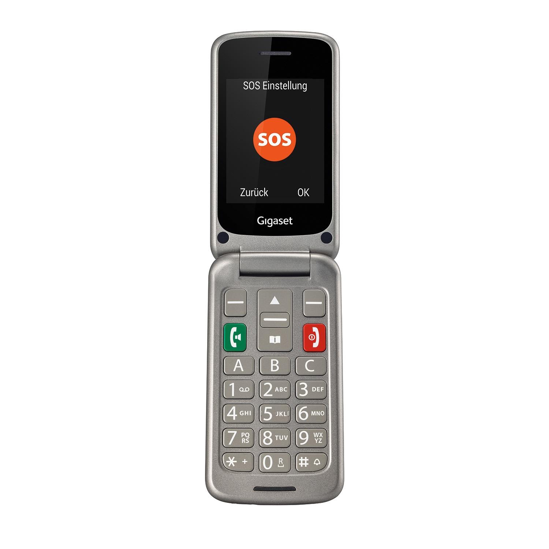 Op UrbanEssentials (wat heb je nodig in de stad?) is alles over telefoons te vinden: waaronder expert en specifiek Gigaset GL590R BNL CLAMSHELL Mobiele telefoon Grijs