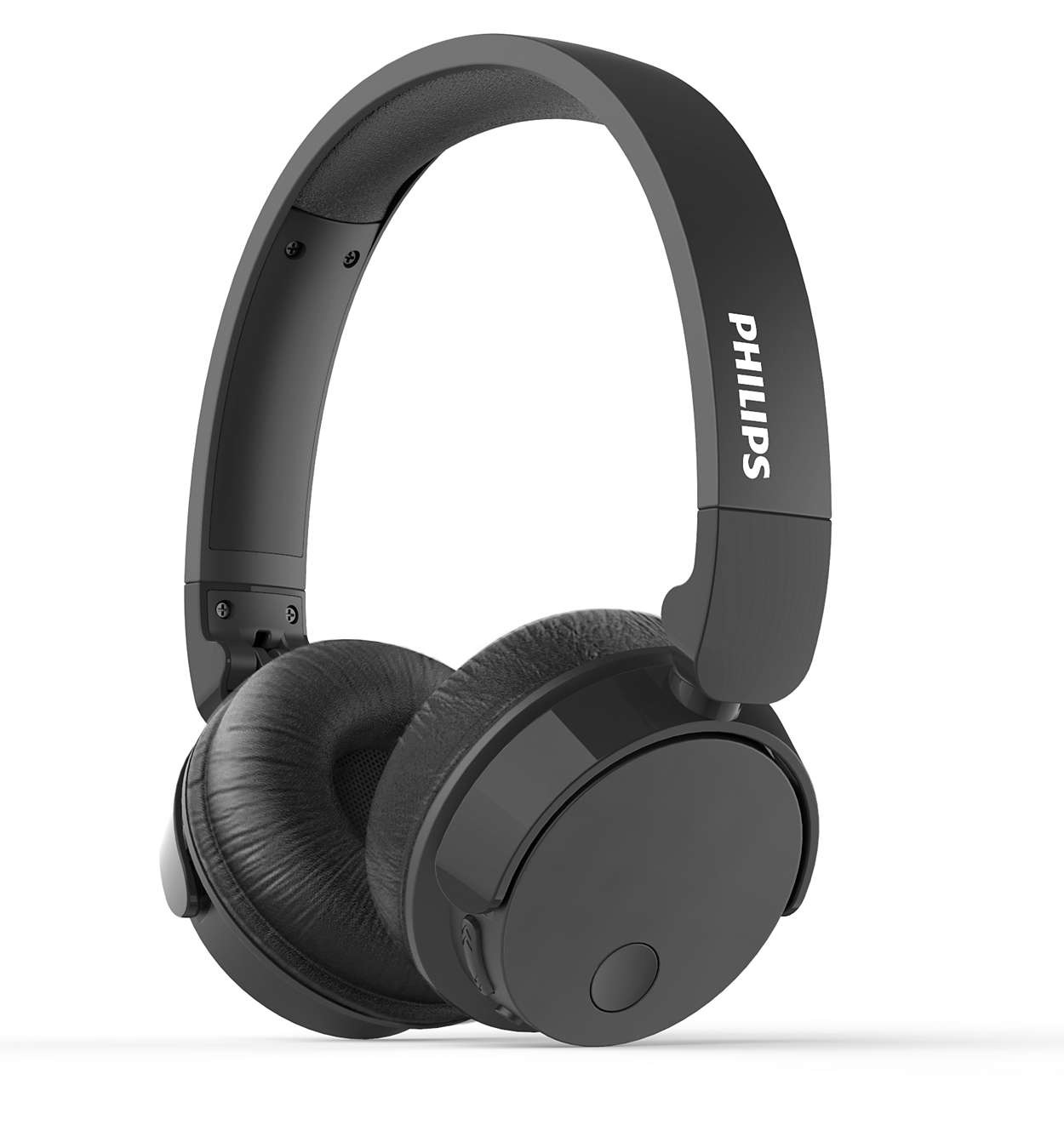 Philips draadloze on-ear hoofdtelefoon