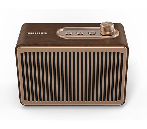 Korting Philips TAVS300 00 bluetooth speaker