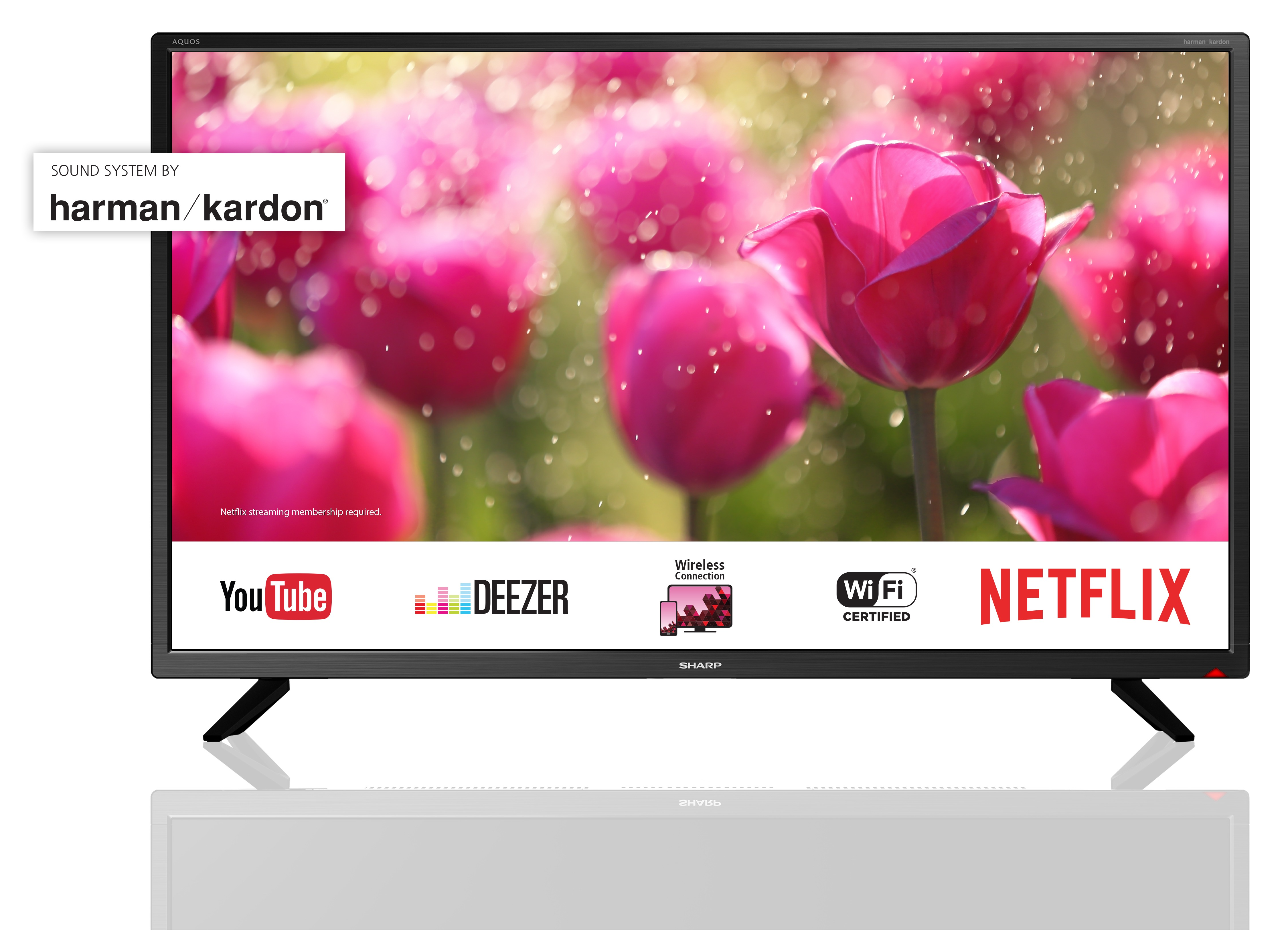 Sharp 50BJ2 50 inch UHD TV