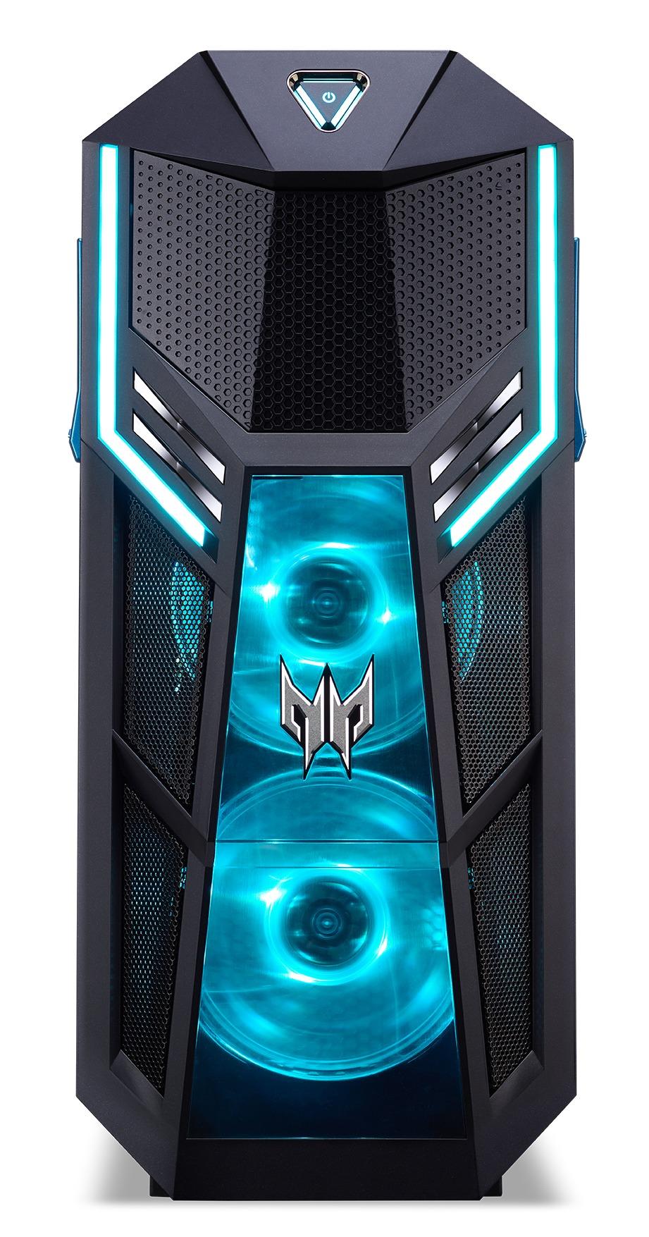 Afbeelding van Acer desktop Predator Orion 5000 605s I9212 zwart