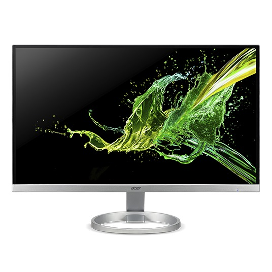 Acer R270si Monitor Zwart