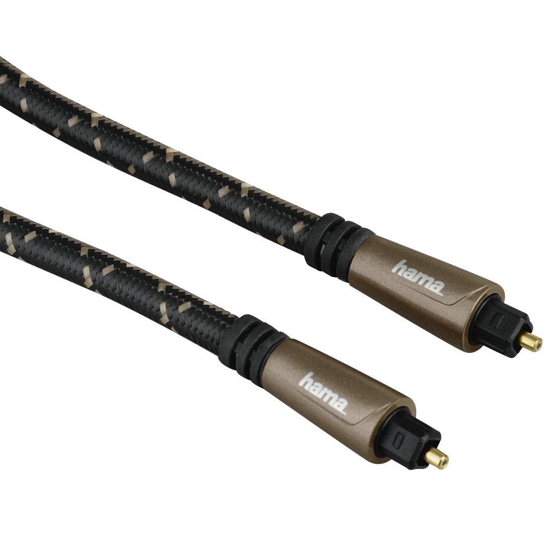 Korting Hama Optische kabel ODT Premium 3 meter Optische kabel