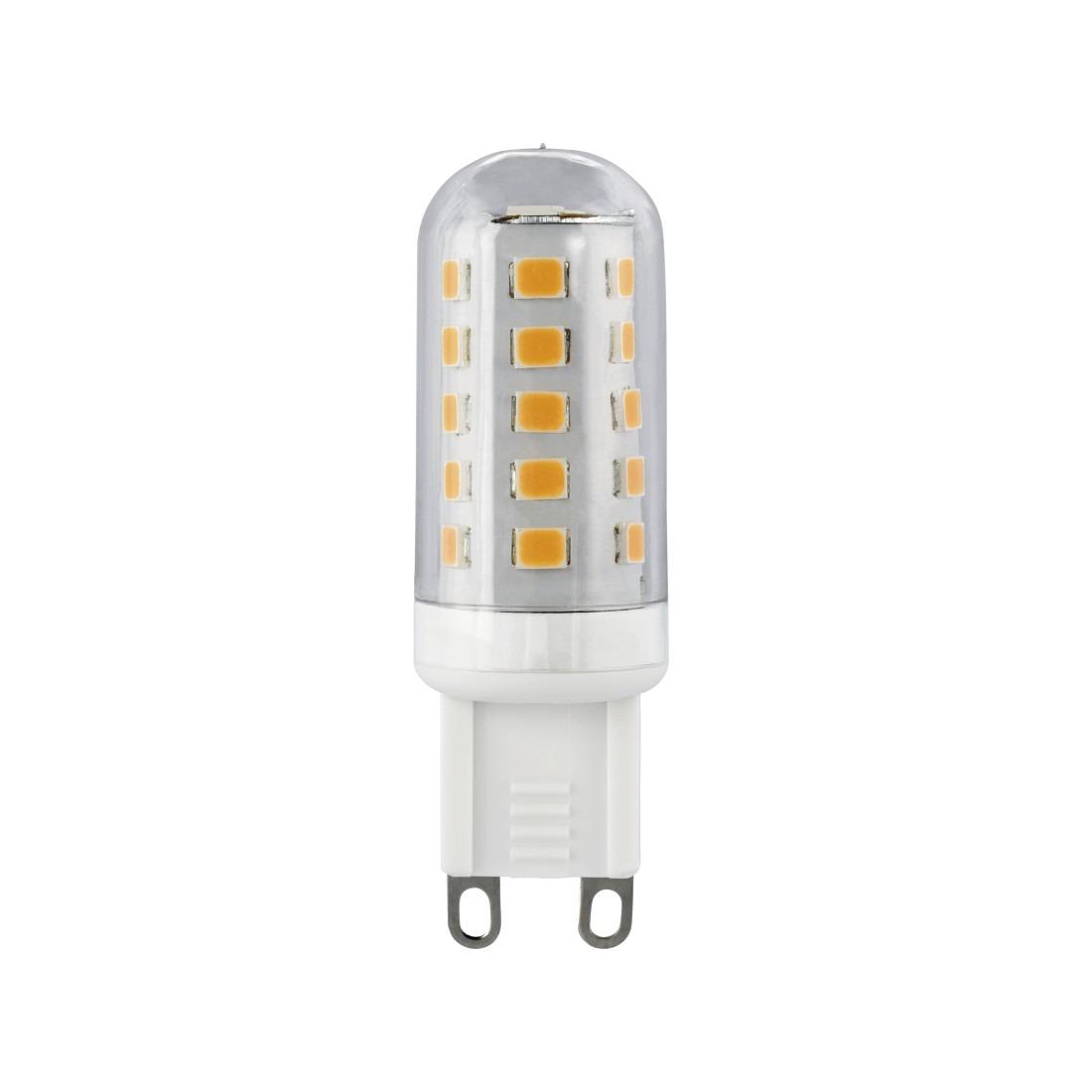 De xavax ledlamp g9 is een bijzonder energie efficiënte lamp met een stroomverbruik van slechts 3,5 watt....