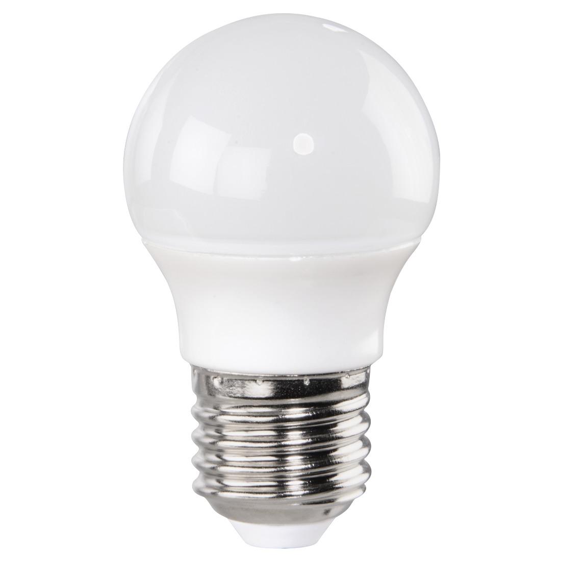 Korting Xavax LEDLAMP, E27, 470LM VERVANGT 40W, DRUPPELLAMP, WARM LED verlichting