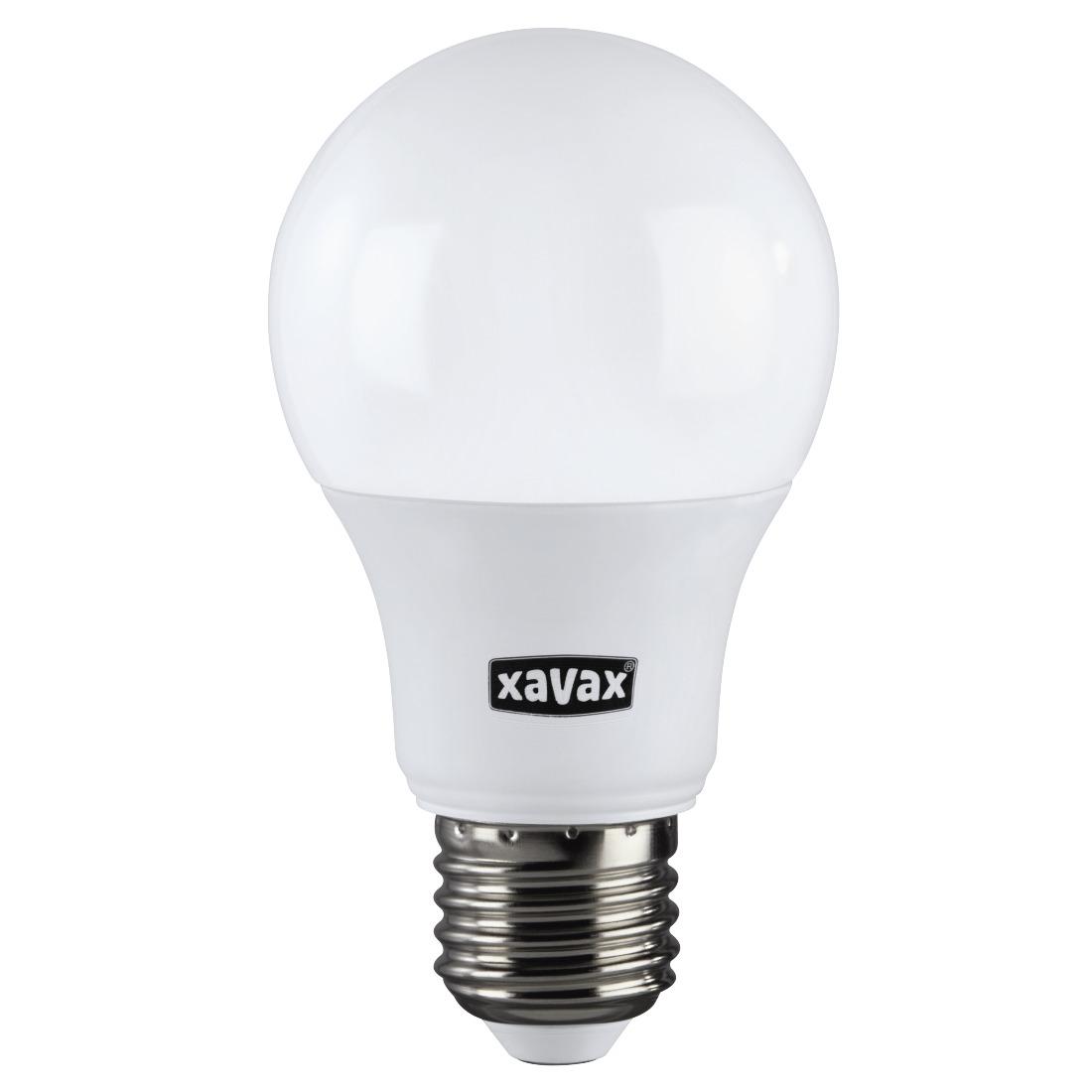 Korting Xavax LED LAMP, 6W, GLOEILAMPVORM, E27, WARM