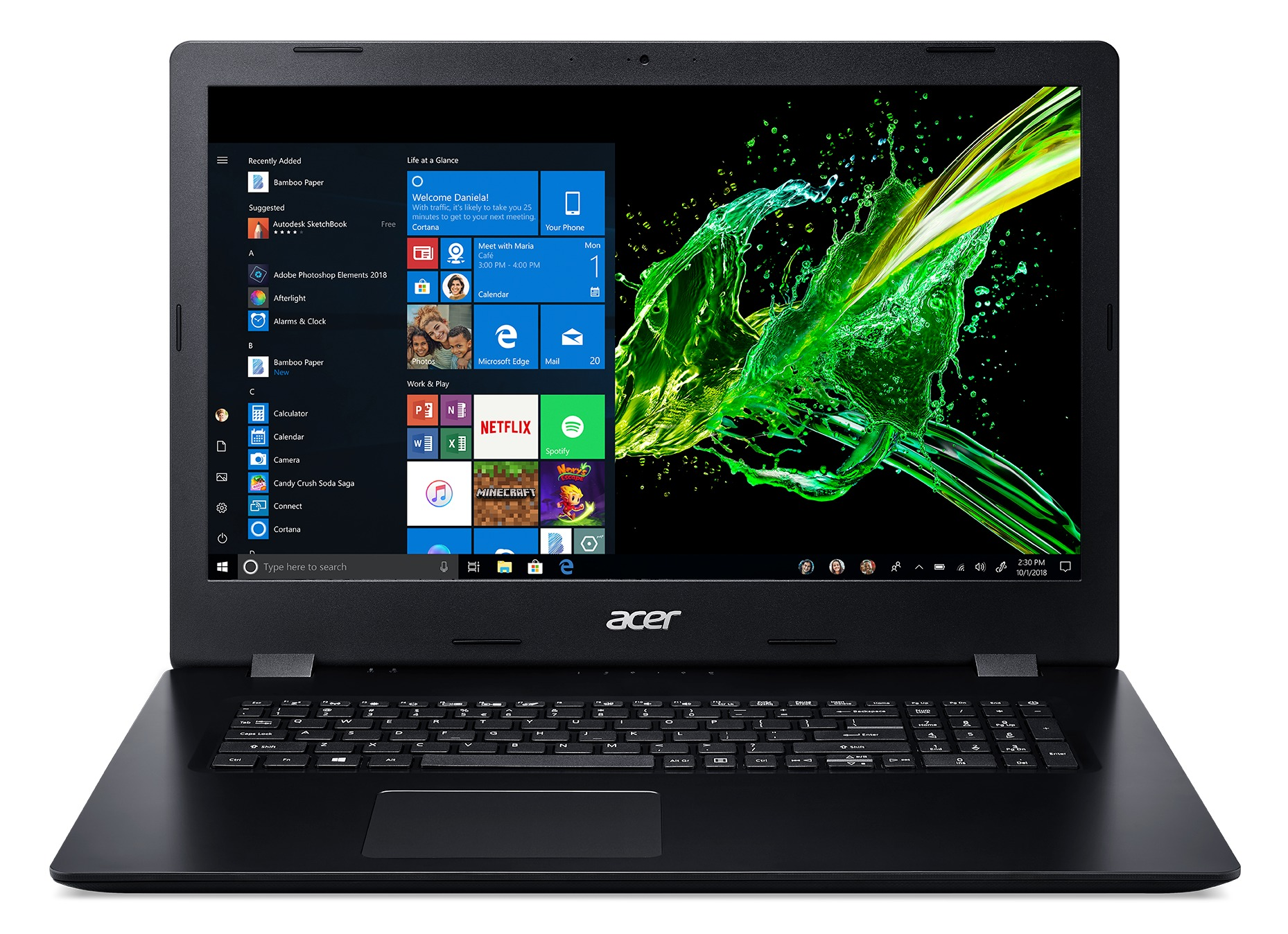 Acer Aspire 3 A317-51K-37GG laptop